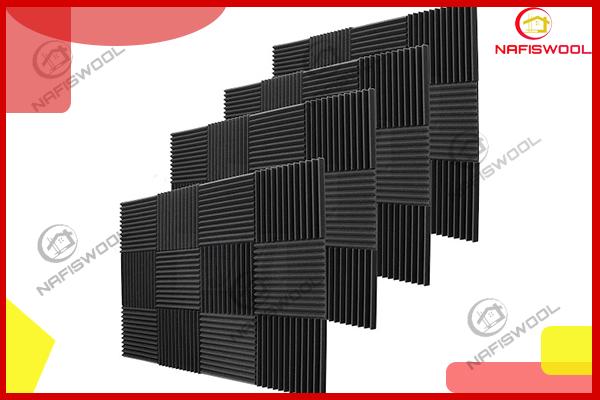 عایق الاستومری صوتی موج دار آکوستیک